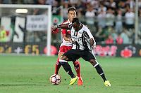 Modena - 13.08.2016 - Juventus-Espanyol  - Nella foto: Kwadwo Asamoah - calcio serie A - Juventus -