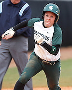 Michigan State Spartans Softball Combat Challenge 2012