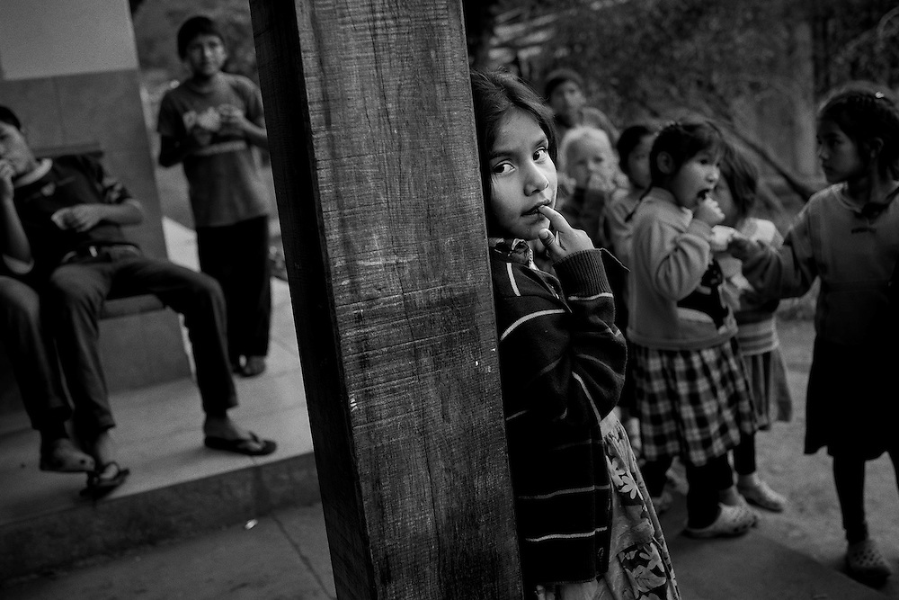 4/16: Orphanage / Children of Bolivia is a personal photo essay about the living conditions of the children of the indigenous people of Bolivia in the light of poverty and adoption. Work in progress, longterm project.