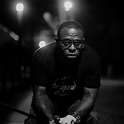 HOUSTON RAPPER, SCARFACE, OF THE GETO BOYS © TODD SPOTH PHOTOGRAPHY, LLC