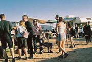 Festival goers at Vina Tek, Toledo, Spain 2017