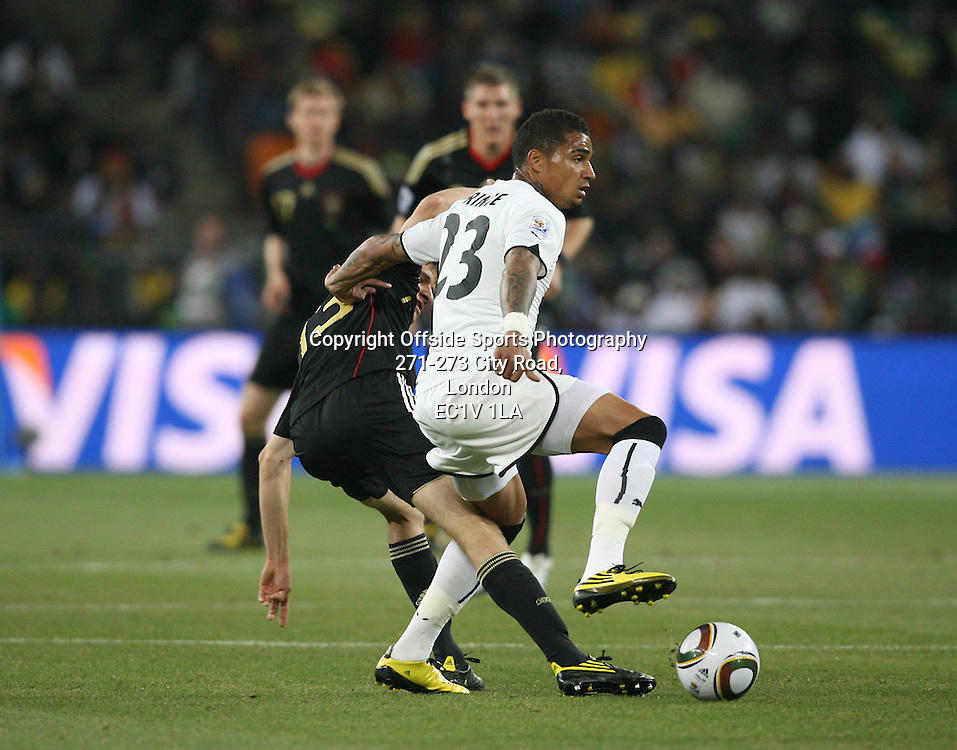 23/06/2010 - 2010 FIFA World Cup - Ghana vs. Germany - Kevin Prince Boateng - Photo: Simon Stacpoole / Offside.