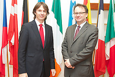 Edvard KOZUSNIK Member of the European Parliament in Dublin, Ireland.