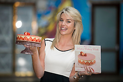 Repro Free: 02 October 2013<br /> Pictured at the launch of the MummyPages.ie Mum's Baking Book, is yummy mummy Pippa O'Connor helping to&nbsp;bake the world a better place with all proceeds of the book going to help those with rare illness Friedeich's Ataxia. Priced at just &euro;14.99 this hardback book makes the ideal gift and is available in all good bookstores, Tesco, Home Store + More and Boots pharmacies. With over 250,000 mums online MummyPages.ie is Ireland's largest parenting community. Picture Andres Poveda