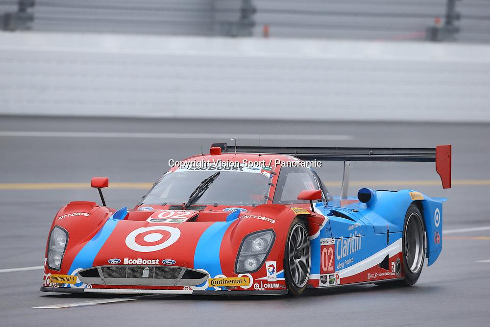 #02 FORD CHIP GANASSI RACING (USA) RILEY DP TONY KANAAN (BRA) SCOTT DIXON (NZL) KYLE LARSON (USA) JAMIE MCMURRAY (USA)