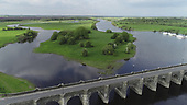 Shannonbridge aerial photos 2018