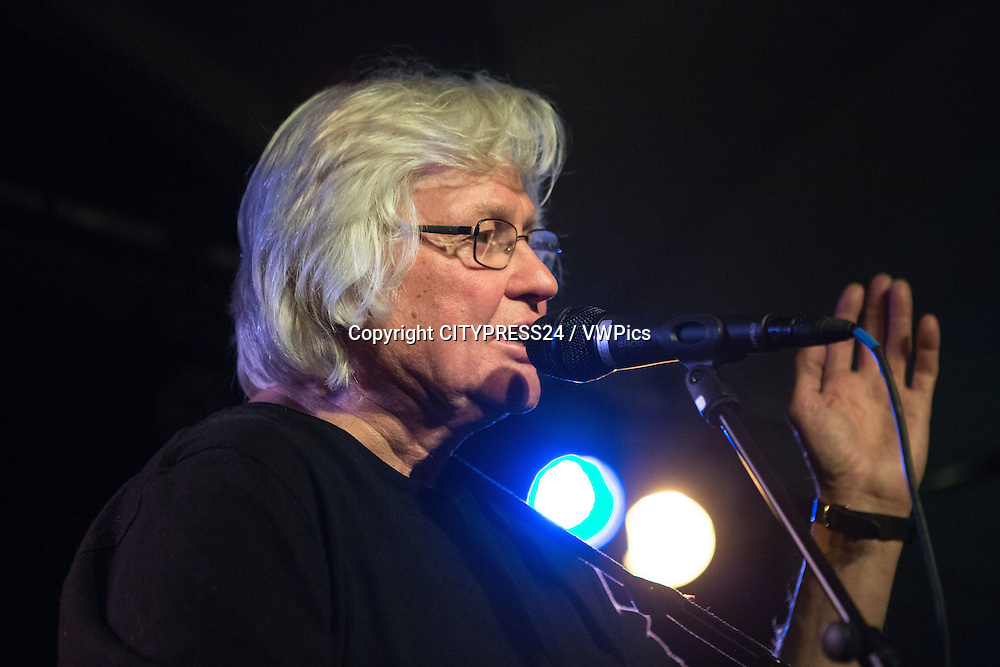 The American singer-songwriter and musician Chip Taylor (pictured) performs a live concert with the Norwegian singer and songwriter Paal Flaata at Krøsset in Oslo. Denmark, 08/02 2017.