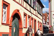 Neckargemünd, Altstadt, Baden-Württemberg, Deutschland | Neckargemünd, Altstadt, Baden-Württemberg, Germany