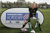 Wasps CoachClass at Drifters RFC. 14-4-2008. Presentation and pics with the Heineken Cup