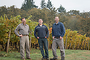 Cristom Winery, Eola-Amity HIlls, Willamette Valley, Oregon