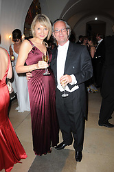 JOHN OWENS and KELLY KSENIA at the 13th annual Russian Summer Ball held at the Banqueting House, Whitehall, London on 14th June 2008.<br /><br />NON EXCLUSIVE - WORLD RIGHTS