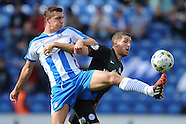 Colchester United v Peterborough United 300814