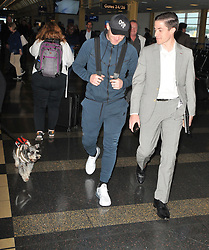 ** STRICTLY NO WEB UNTIL10pm GMT MAY 24th 2018** Wayne Rooney lands in Washington DC to meet with DC United. 23 May 2018 Pictured: Wayne Rooney. Photo credit: Todd DC / MEGA TheMegaAgency.com +1 888 505 6342