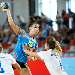 20180818: SLO, Handball - 15th Vinko Kandija Memorial: RK Krim Mercator vs RK Lokomotiva Zagreb