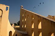 Jantar Mantar ancient obsevatory, Jaipur, Rajasthan