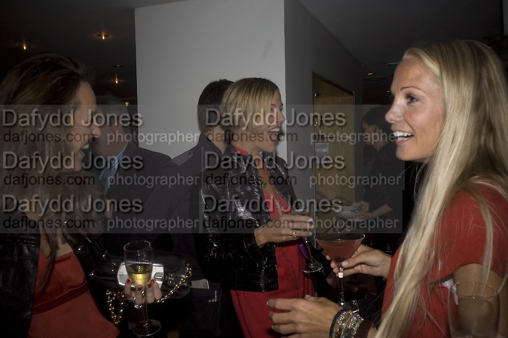 Cynthia Conran, The Eve Appeal Dinner, Nobu London,  Dinner in aid of Eve Appeal, Gynaecology Cancer Research Fund, 3 September 2007. -DO NOT ARCHIVE-© Copyright Photograph by Dafydd Jones. 248 Clapham Rd. London SW9 0PZ. Tel 0207 820 0771. www.dafjones.com.