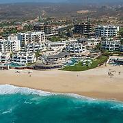 Aerial view of the hotel Rosewood Ventanas al Paraiso.