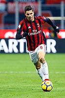 Andre Silva  - Milan - Tim Cup - Ottavi di Finale - Milan-Verona