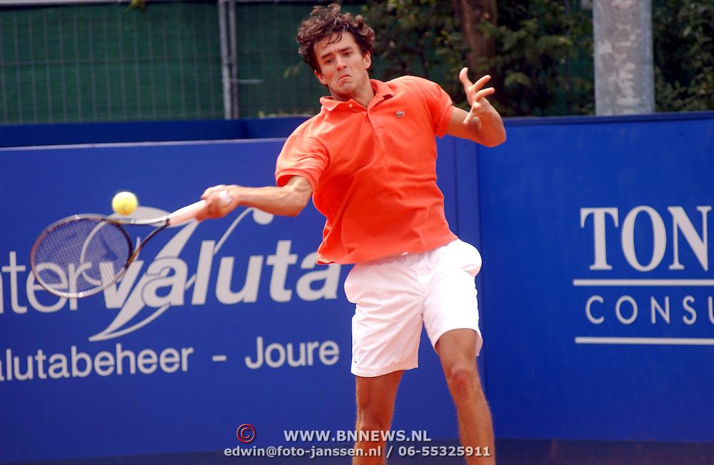 Hilversum Open 2003, Martin Verkerk - John van Lottum, John van Lottum
