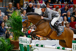 Beerbaum Ludger, GER, Cool Feeling<br /> Final Round 2<br /> Longines FEI World Cup Finals Jumping Gothenburg 2019