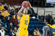 2014-15 A&T Men's Basketball vs Bethune-Cookman