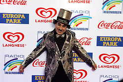 12.04.2019, Europa Park, Rust, GER, Radio Regenbogen Award 2019, im Bild Europapark Clown Charly // during the Radio Rainbow Award at the Europa Park in Rust, Germany on 2019/04/12. EXPA Pictures © 2019, PhotoCredit: EXPA/ Eibner-Pressefoto/ Joachim Hahne<br /> <br /> *****ATTENTION - OUT of GER*****