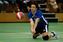 20161126 NED: Beker, Sliedrecht Sport - Pelster Cito: Sliedrecht <br />Tristan Keijzer<br />©2016-FotoHoogendoorn.nl / Pim Waslander