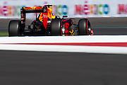 October 29, 2016: Mexican Grand Prix. Max Verstappen, Red Bull