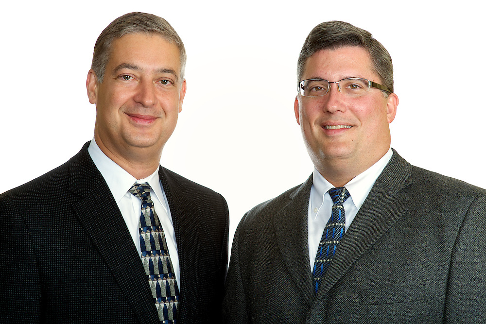 Scott Balogh, President and CEO and Steven Balogh, vice president  of Mar-Bal, Inc.