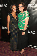 October 19, 2012-New York, NY: (L-R) Celebrity Stylist June Ambrose and Fern Mallis, President, Fern Mallis, Llc & Creator of NY Fashion Week at the BRAG 42nd Annual Scholarship & Scholarship Awards Dinner Gala held at Pier Sixty at Chelsea Piers on October 19, 2012 in New York City. BRAG, a 501 (c) (3) not for profit organization, is dedicated to the inclusion of African Americans and all people of color in retail and related industries.  (Terrence Jennings)