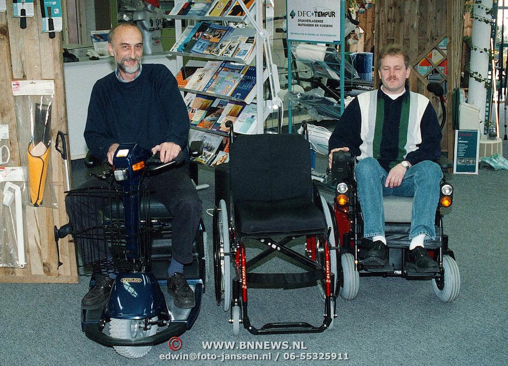 Sol de Wilt Amersfoort, rolstoelen