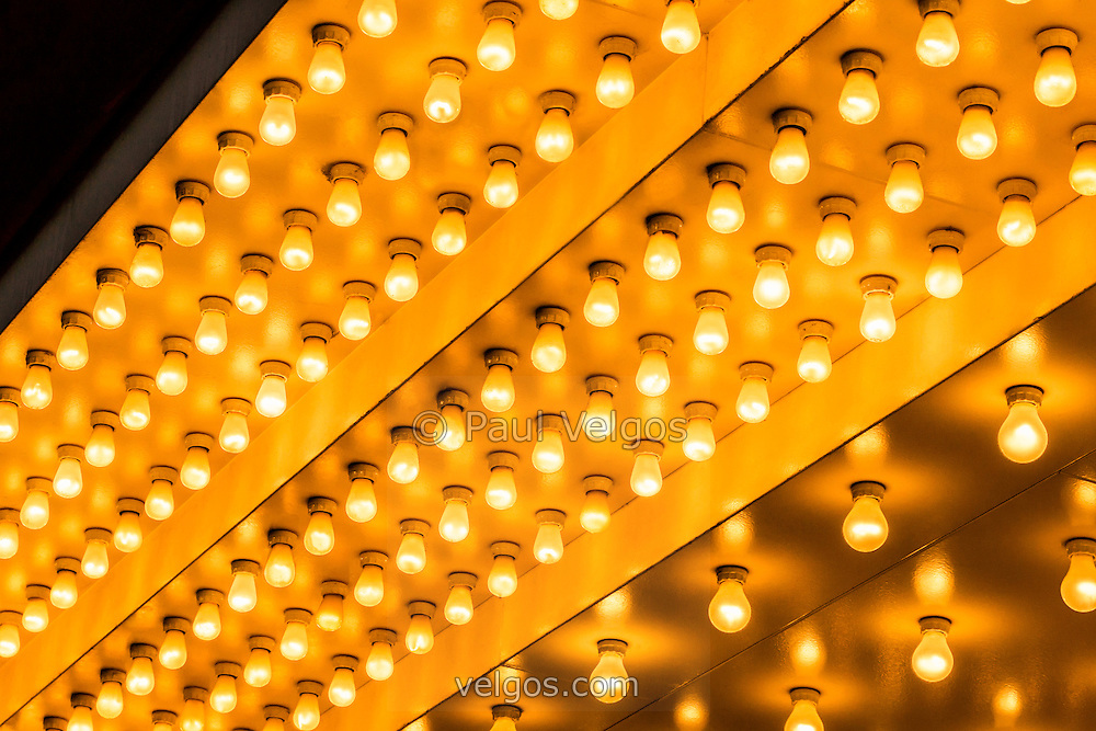 Picture of Theater Lights | Buy Canvas Prints, Large Wall Art and ...
