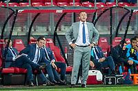 ALKMAAR - 24-09-2016, AZ - Go Ahead Eagles, AFAS Stadion, 2-2, AZ trainer John van den Brom