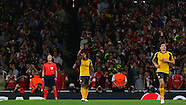 Arsenal v Basel 28/09/2016