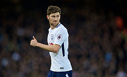 LIVERPOOL, ENGLAND - Sunday, February 4, 2018: Tottenham Hotspur's Ben Davies during the FA Premier League match between Liverpool FC and Tottenham Hotspur FC at Anfield. (Pic by David Rawcliffe/Propaganda)