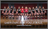 KHS Volleyball Team Banner 2