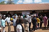 Kenyan Elections 2013