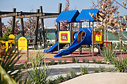 Children's Playground at Colony Park in Anaheim