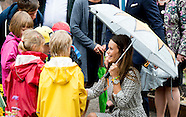 DAY 2 of Two day visit of Prince Carl Philip and Princess Sofia's official visit to Värmland