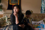 Girl Thinking<br />