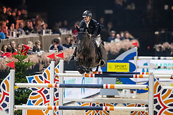 De Winter Jeroen, BEL, Karmelita van den Dries<br /> Jumping Mechelen 2019<br /> © Hippo Foto - Dirk Caremans<br />  26/12/2019