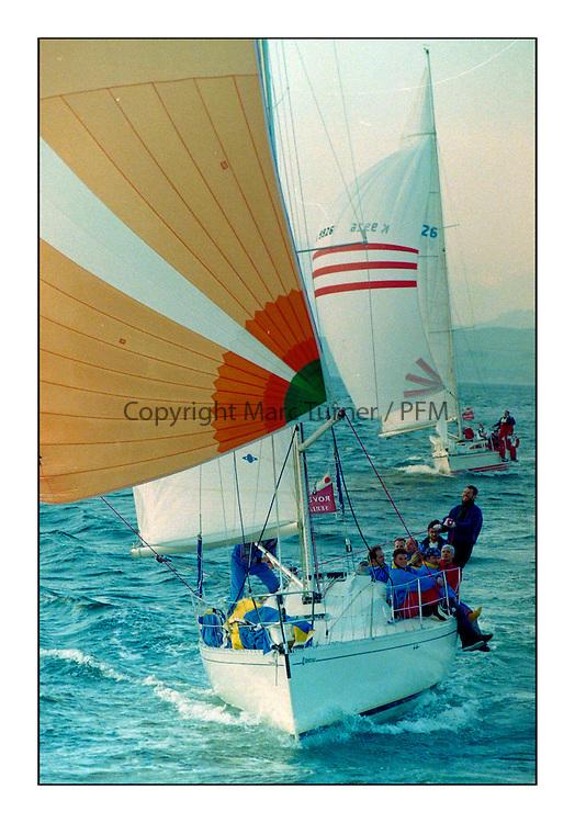 Historic Scottish Series Images<br /> <br /> Mystique 1994<br /> <br /> Picture Copyright  PFM Pictures