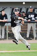 February 18, 2012: \  during game 2 of non conference NCAA baseball game action between the LIU Brooklyn Blackbirds and the Central Florida Knights. UCF defeated Long Island in game 2 9-1 at Jay Bergman Field in Orlando, FL