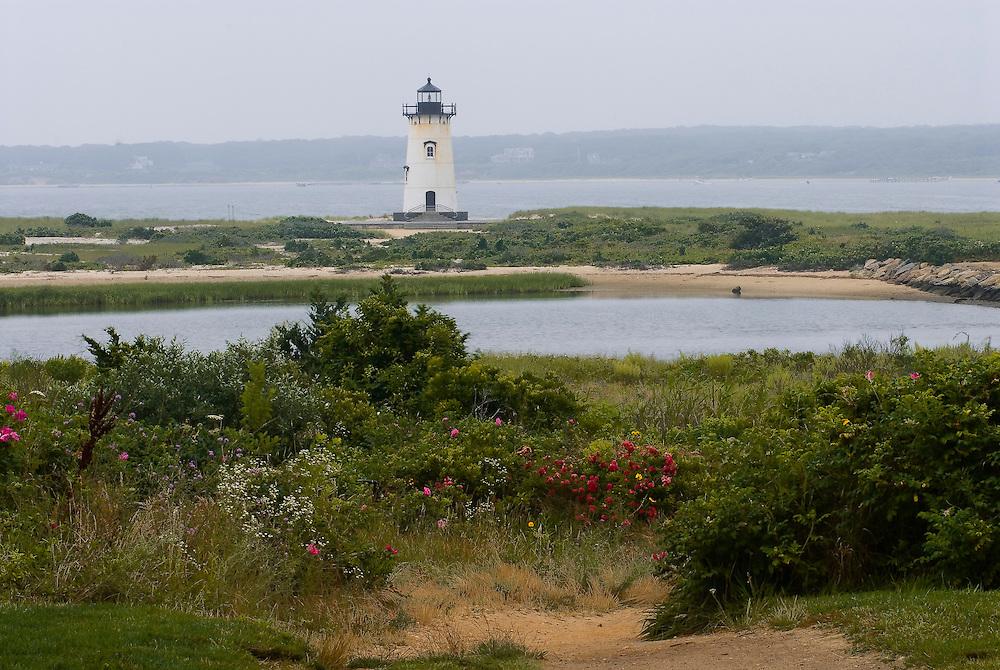 Massachusetts, Martha's Vineyard, Edgartown Lighthouse
