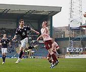 24.03.2012 Dundee v Raith Rovers