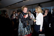 GRAYSON PERRY; ALISON MYNERS, The Presentation of the Montblanc de la Culture Arts Patronage Award to Anthony D'Offay. Tate Modern. 16 April 2009<br /> GRAYSON PERRY; ALISON MYNERS, The Presentation of the Montblanc de la Culture Arts Patronage Award to Anthony D'Offay. Tate Modern. 16 April 2009 *** Local Caption *** -DO NOT ARCHIVE-© Copyright Photograph by Dafydd Jones. 248 Clapham Rd. London SW9 0PZ. Tel 0207 820 0771. www.dafjones.com.