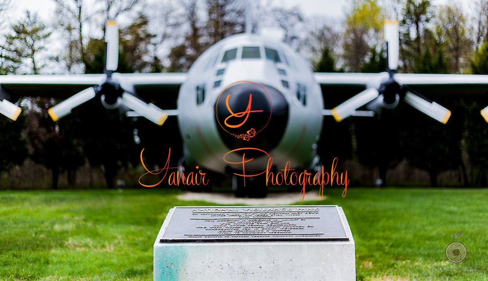C130 aircraft, refurbished to resemble the reconnaissance-configured C-130A which was downed by Soviet fighters over Soviet Armenia on 2 September 1958.<br /> <br /> Please select Shopping Cart Below to Purchase prints and gallery-wrapped canvases, magnets, t-shirts and other accessories