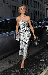 Model Abbey Clancy attends LFW: Giles - s/s 2014 catwalk show at Stationers Hall in London, UK. 16/09/2013<br />