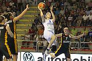 Taranto 07-06-2011<br /> Qualifying Tournament Eurobasket Women 2011<br /> Italia-Belgio<br /> Nella foto Simona Ballardini<br /> Foto di Ciamillo-Castoria