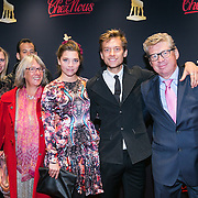 NLD/Utrecht/20130102 - NFF 2013 - premiere Chez Nous, Tobias Nierop en partner ….. met familie